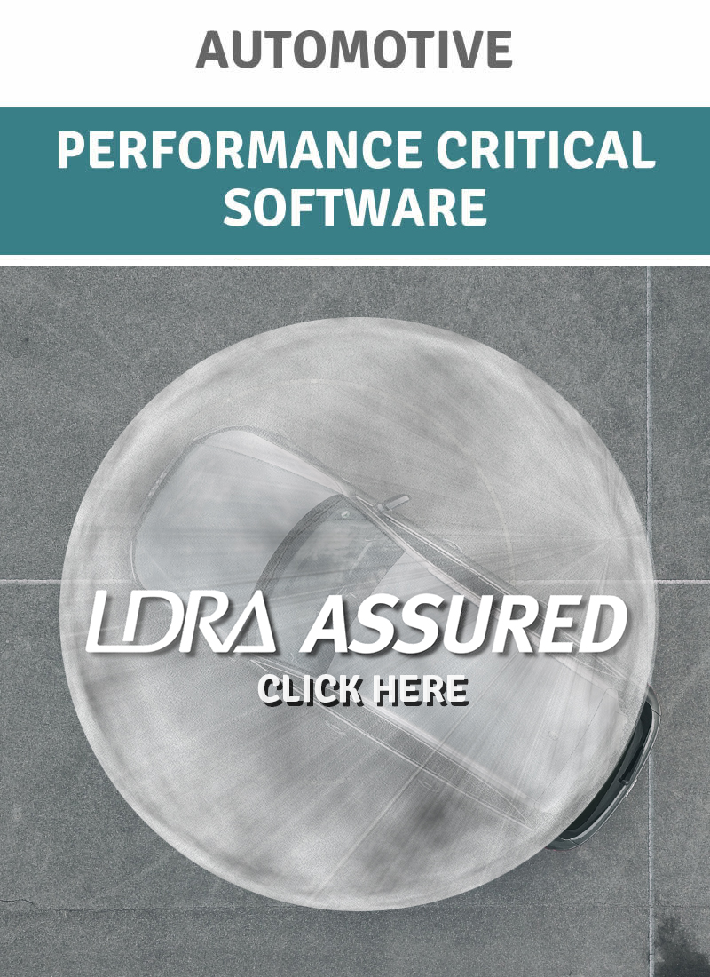 Automotive - Performance Critical Software